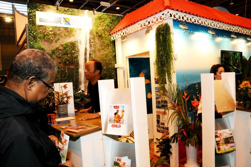 Ha ti au salon mondial du tourisme97land 97land for Salon mondial tourisme