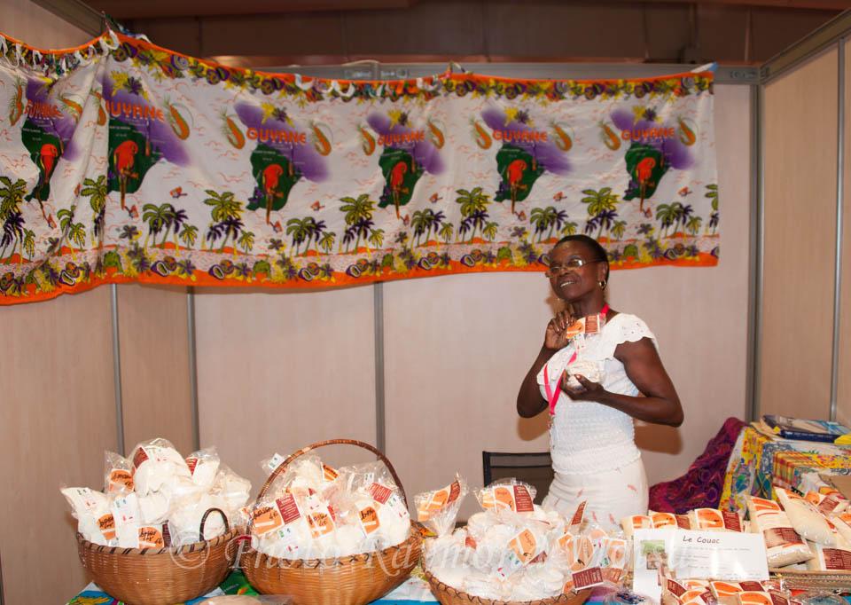 Antoinette de la Region Guyane