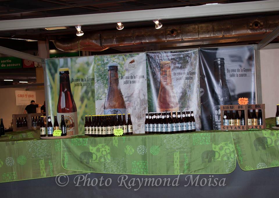 La biere de Guyane