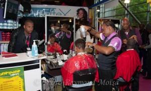 Le team coiffure