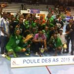 Les champions de Martinique surs de leur force