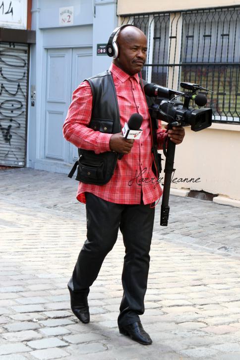 Dans les rues de Guadeloupe ou d'Ile de France au coeur de l'action