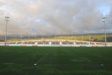 Le Stade Olympique de Saint Paul