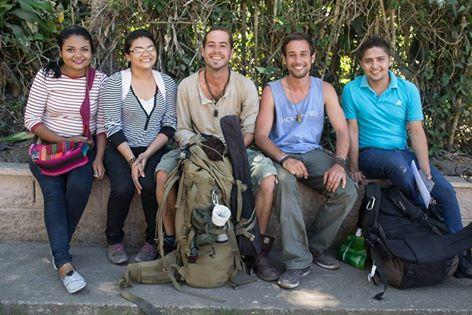Les compères à la découverte de la jeunesse en Amerique du sud