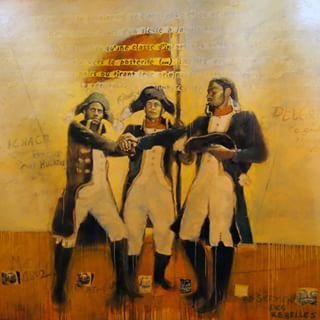 Joseph Ignace, Alexandre Kirwan et Louis Delgres