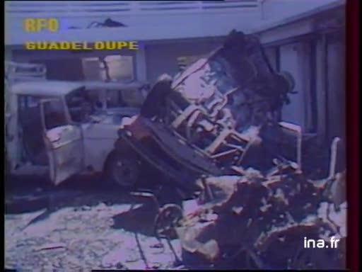 Attentats du 15 novembre 1983 en Guadeloupe