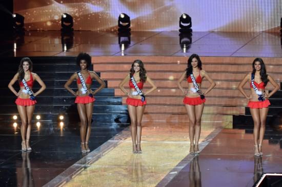 5 finalistes