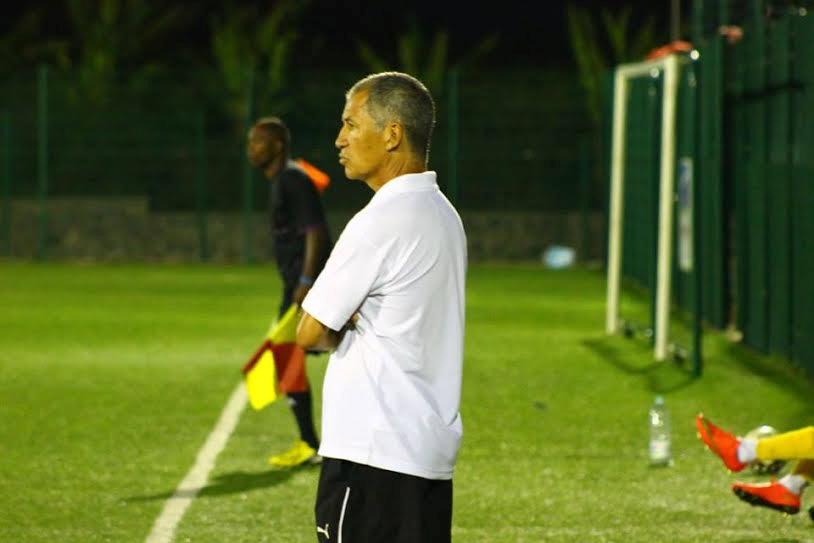 """Fred Bachelier, l'entraineur de l""""USSM"""