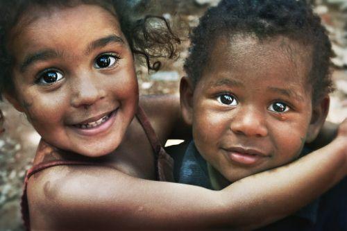 enfants brésiliens