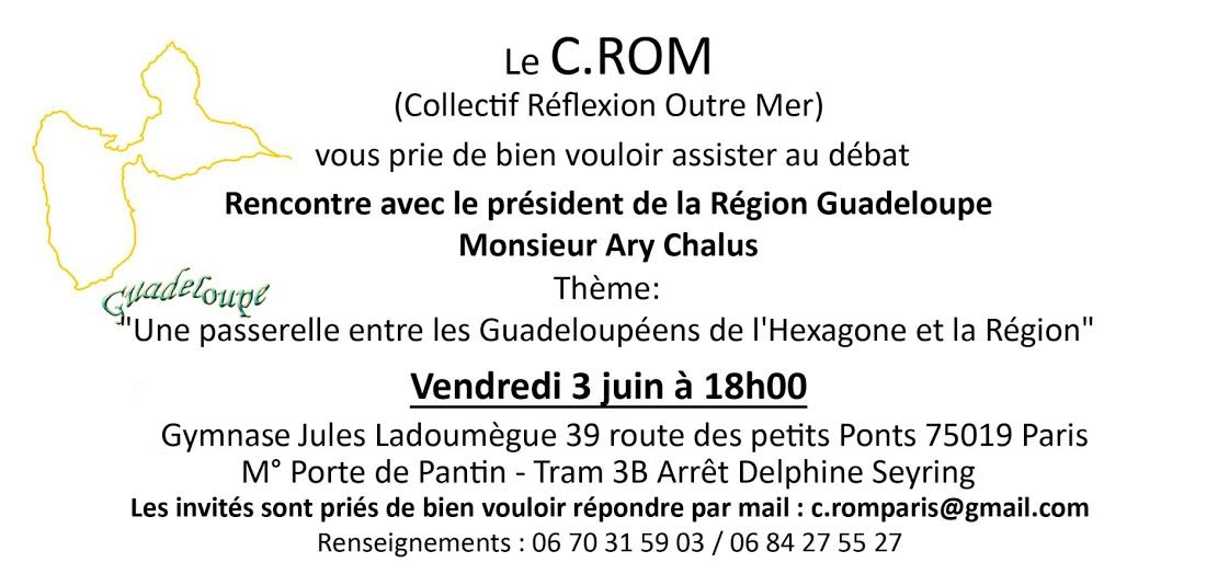 C.ROM 3 Juin
