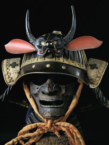 effigie de Sakanouye général et shogun du début de l'époque Heian