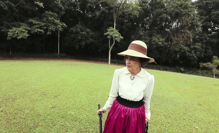 La Scarlett O'Hara brésilienne