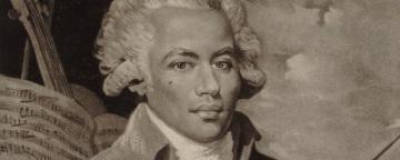 Chevalier de Saint-George, William Ward (1762–1826), Gravure d'après Mather Brown (1761–1831), Gallica Digital